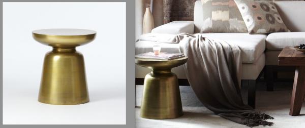 brass is making a comeback von der ahe interiors. Black Bedroom Furniture Sets. Home Design Ideas