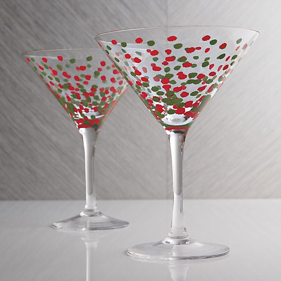 12 holiday cocktail ideas von der ahe interiors for Christmas in a glass cocktail
